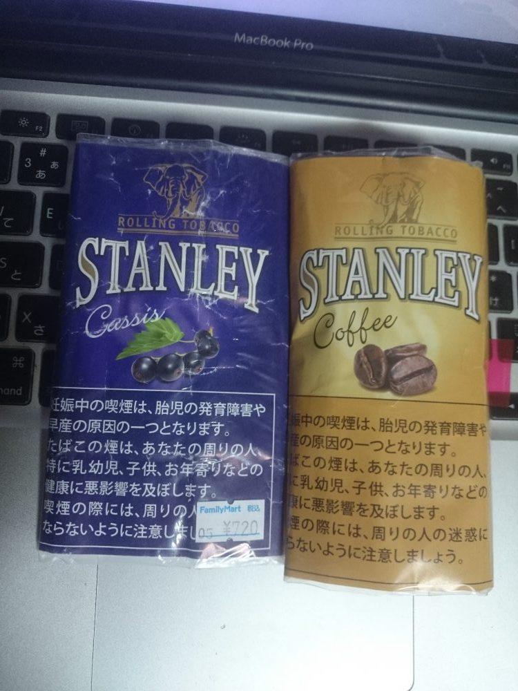 カシスやコーヒーフレーバーを展開しているSTANLEY社